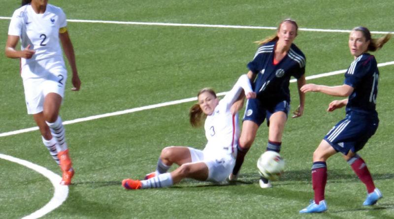 le diktat du foot féminin