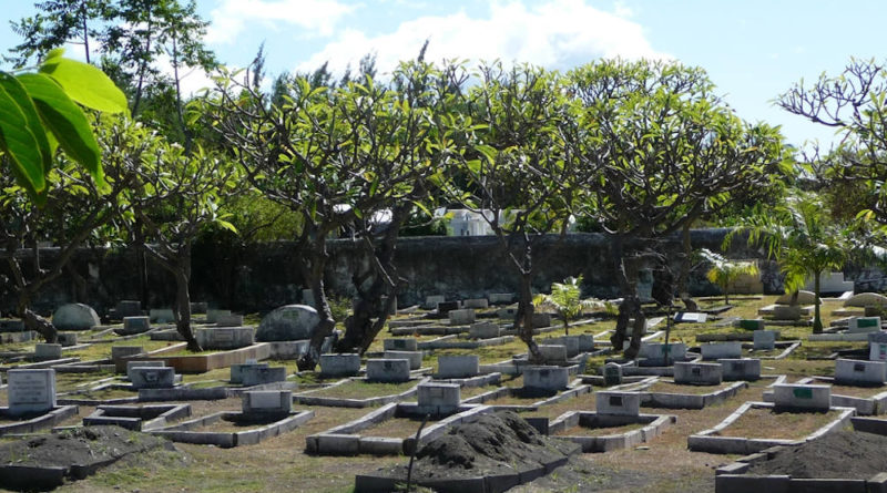 cimetières musulmans et covid 19